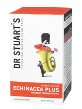 Dr Stuarts Tea Echinacea Plus Pack Of 15 Bags Caffeine Free Tea