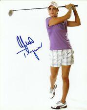 LEXI THOMPSON SIGNED LPGA GOLF 8x10 PHOTO #1 Autograph PROOF