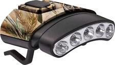 Cyclops CYC07844 Headlamp Tilt 5 LED Hat Clip Light Camouflage Housing