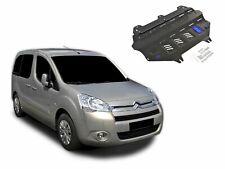 Unterfahrschutz Motor + Getriebeschutz aus Stahl für CITROEN BERLINGO 2008-2016
