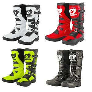 O'Neal Rsx Boots Motorcycle cross Enduro