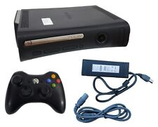 Microsoft Xbox 360 Elite System Bundle 120GB Black Gaming Console + Controller