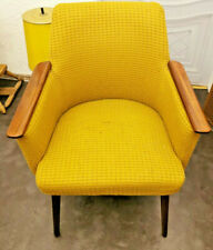 Mid Century 60er Jahre Cocktail Sessel Clubsessel Design 60s Chair