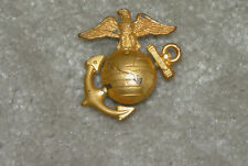USMC Marine Corps Officer EGA, Applied Continents No Rope Large Wing Spread