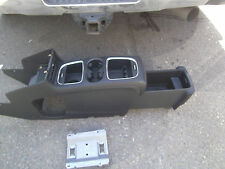 2011 + Dodge Caravan  Center Super Deluxe Console Drink Tray Black