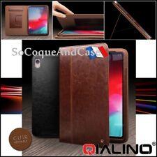 "Etui coque Housse 100% Cuir Genuine Leather Smart Case iPad Pro 11""inch (2018)"