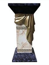 Antike Blumensäule Blumenständer Beige Versa Serie H: 65cm Griechische Säule