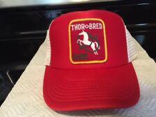 THOR o BRED FEED SEED HAT CAP