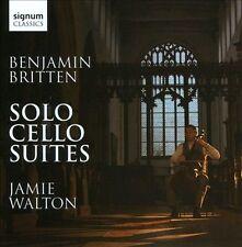 Britten: Solo Cello Suites, New Music