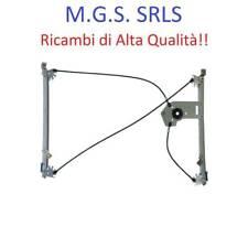 RENAULT CLIO III (07/05 - 04/09) ALZACRISTALLO MECC ANT 3P (MOT 2 PIN) SX