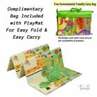 Tucute Baby Play Mat Large Baby Waterproof Soft Cushion Floor Mat Size 6 x 4 ft