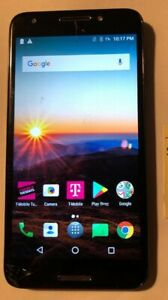 T-Mobile REVVL 32GB Black (T-Mobile) Smartphone Parts Repair Cracked Glass