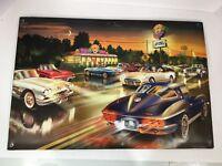 Open Road Brands Thom SanSoucie Automotive Artwork Series Muscle Cars Man Cave