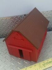 1/64 Ertl Farm Country red western barn red Shed s scale cattle horse animal