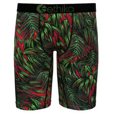 ETHIKA - Electric Palms - Sealed in Package Authentic Ethika Brand Boxers Size L