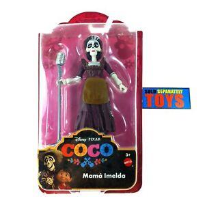 "Disney Pixar Coco MAMA IMELDA 6"" inch Figure Mattel 2017 New"