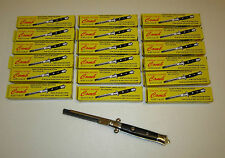 18 NEW POCKET SWITCHBLADE COMB FAKE FOLDING NOVELTY KNIFE TOY SWITCH BLADE COMBS