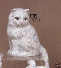 """NEW #173 Ceramic Emporium Mold """"Cat Shelf Sitter """"  - LAST ONE"""