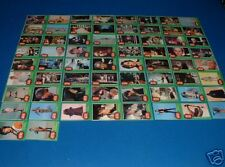 STAR WARS TRADING CARDS 1977 GREEN SET + STICKER SET + UNOPENED WAX PACK