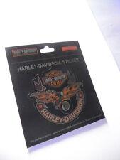 HARLEY DAVIDSON adesivo modello BICI BAR & SCUDO 8,0 cm x 7,5 cm