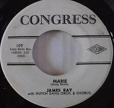 JAMES RAY ~ MARIE ~ OLD MAN AND MULE 45 soul CONGRESS PROMO ~ HEAR NM