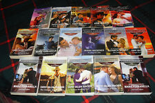 Nice Bundle of Harlequin Romance FAMOUS FAMILIES listed   free s/h CAN