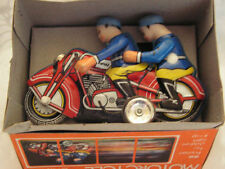 MF 162 MOTOR CYCLE MOTO JOUET TOLE  60/70 TIN TOY