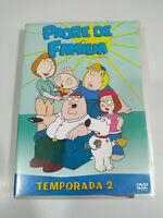 Padre de familia Seconda Stagione 2 Completa - DVD Castellano English 3T