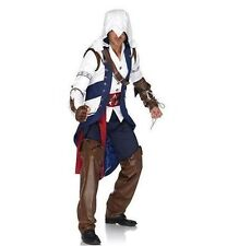 New Connor Deluxe Asassins Creed XL Costume by Leg Avenue AS85172 Costumania