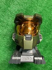 Halo 3 Master Chief Legendary Edition Collectors Helmet + Stand