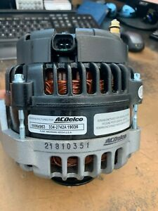 Remanufactured Alternator  ACDelco Professional  334-2742A