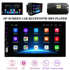 10'' Screen Car GPS Bluetooth USB Radio Stereo FM MP5 Player for iOS/Android