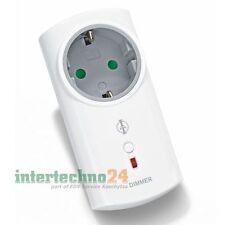 Intertechno Funk-Steckdose ITLR-300 mit Dimmer Funktion, max. 300 Watt