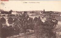 DAX 2 vue générale du sablar timbrée 1912