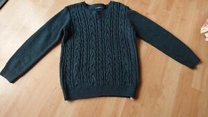 Boys Knitted Jumper Age 8-9