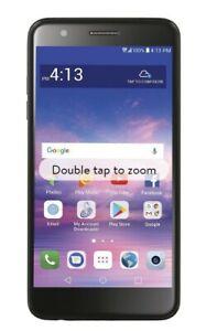 BRAND New Straight Talk Prepaid LG Premier Pro LTE 16GB 4G 8MP Camera