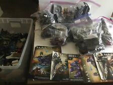 Mega Bloks Halo Call Of Duty Figures And Sets Huge Lot Weapons Manuals 30 Pounds