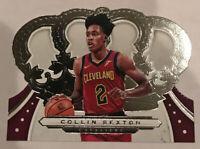 2019-20 Crown Royale Base #75 Collin Sexton - Cleveland Cavaliers