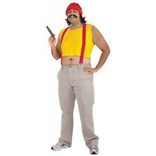 Cheech Costume Cheech & Chong Halloween Fancy Dress