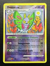 Pokemon Cards: DUSTOX 25/127 REVERSE HOLO # 21A89