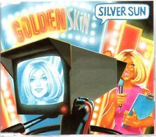 SILVER SUN - GOLDEN SKIN - CD SINGLE 2