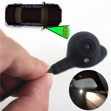 LED Car Under Mirror Parking Reverse Camera Right Blind Spot w/ Automatic Switch