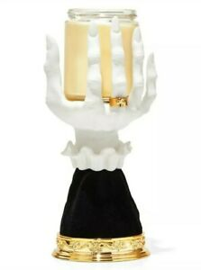 Bath And Body Works Witch Hand SINGLE WICK Candle Holder
