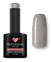BJG-020 VB™ Line Black Sky Metallic - UV/LED soak off gel nail polish