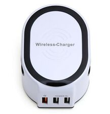 Charger rapide Induction Multifonction Qualcomm 3.0