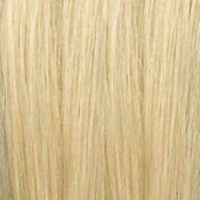 Perruques, extensions et matériel à clips blonds ondulés pour femme