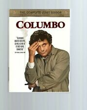 COLUMBO TV SHOW SEASON ONE 6 DVD COLLECTION      PETER FALK       NEW CONDITION