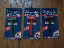 Wilkinson Sword CLASSIC Double Edge Razor + 1 Blade  Old Stock
