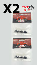 2 packs - Screws for hubs Knuckles Redcat CALDERA, EARTHQUAKE, SHREDDER ++ F/S!