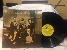 "THE LIMEHOUSE SEVEN BLACK AND TAN VINYL LP RECORD 12"""